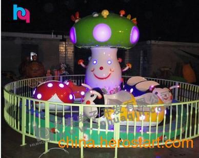 供应广场儿童瓢虫乐园游乐设备