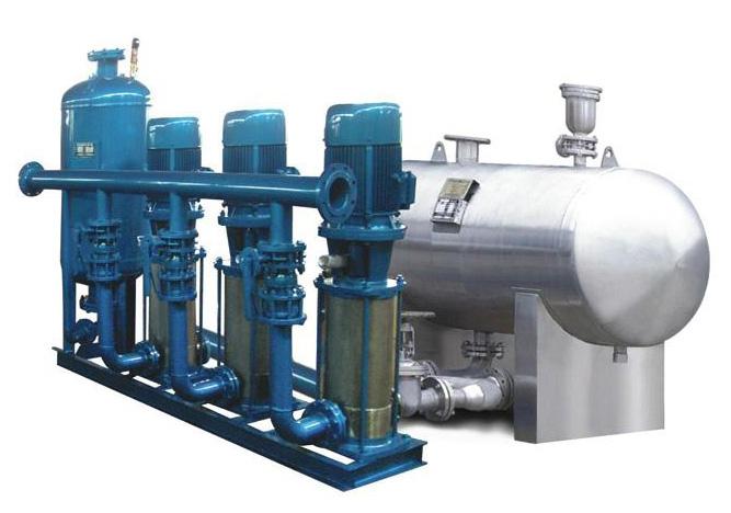 供应长沙不锈钢深井变频供水设备