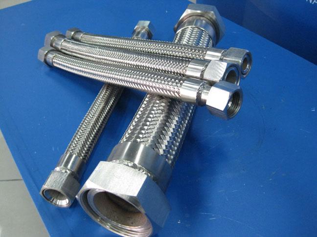 现货供应专业不锈钢金属软管