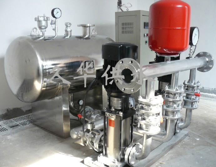 供应上海虹桥全自动无塔变频供水设备