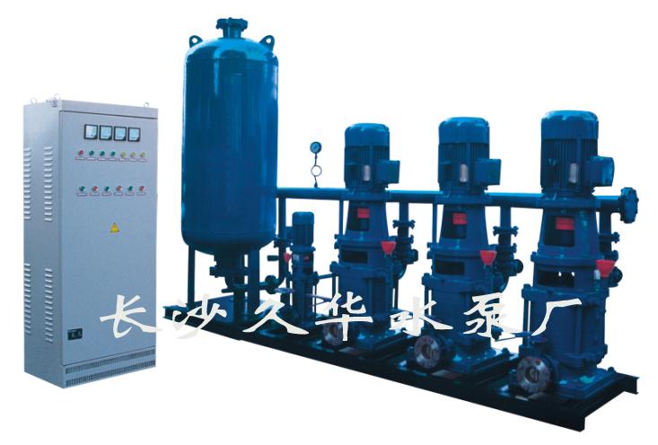 供应益阳无负压变频供水设备