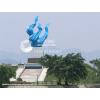 供应广东不锈钢景观园林雕塑,抽象艺术雕塑