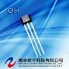 南京欧卓专业霍尔经销商供应OH137霍尔单极开关电路