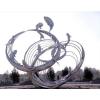 供应不锈钢标志,不锈钢雕塑