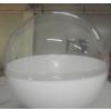 供应亚克力半圆球,压克力圆球,亚克力大半圆球,有机玻璃圆球罩