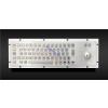 供应自助终端PC金属键盘防水防暴IP65