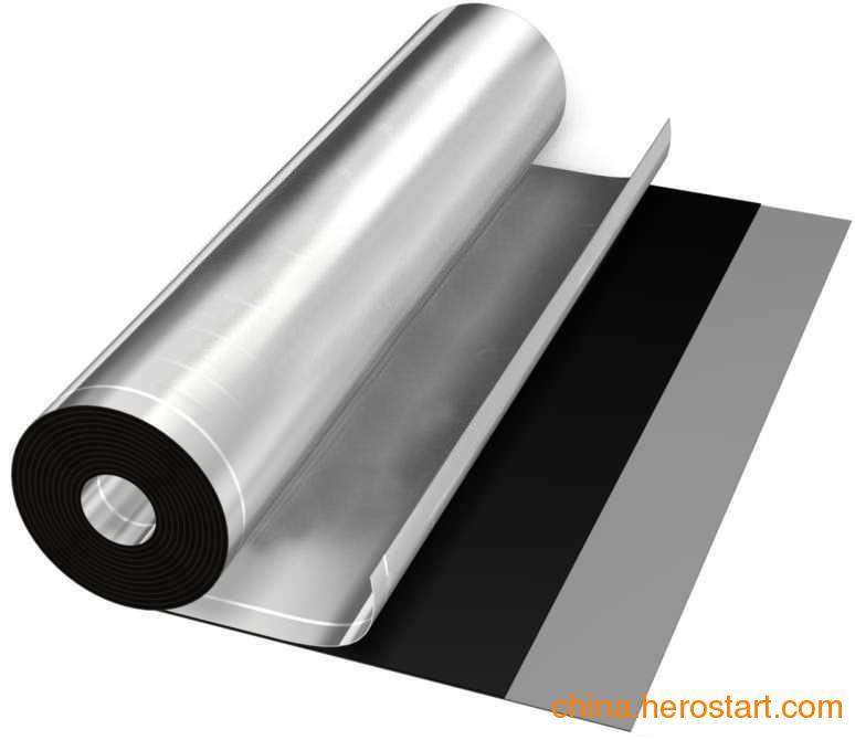 供应广东高密度聚乙烯自粘胶膜防水卷材价格