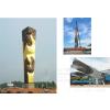 供应江西大型不锈钢广场雕塑, 景观园林雕塑
