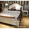 供应欧式实木家具成人床简易床公主床床头柜简约现代双人床梳妆台桌子