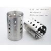 供应不锈钢厨具筒,不锈钢筷子筒,304厨具筒,揭阳厨具厂