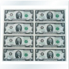 供应美元连体钞