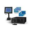 供应IP网络广播系统终端盒解码器远程控制跨网段校园乡村农村广播系统