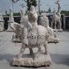 惠安石雕,滴水观音石雕,西方三圣佛像石雕