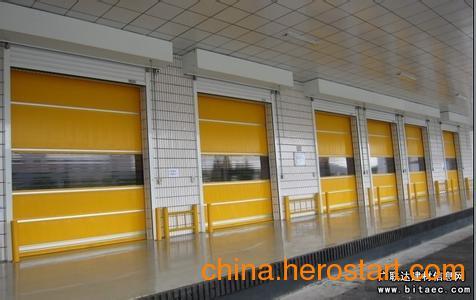 上海高藤门业供应雷达式快速门.地磁式高速卷门.刷卡式快速卷门