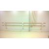 供应南京墙面固定舞蹈把杆价格厂家直供久选耐用品质