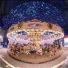 新简易旋转木马就在奥翔游乐设备|北京简易旋转木马