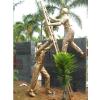 供应园林雕塑,东莞园林雕塑,东莞铸铜雕塑