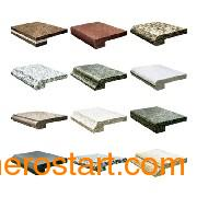 大理石种类,福建最好的台面板供应
