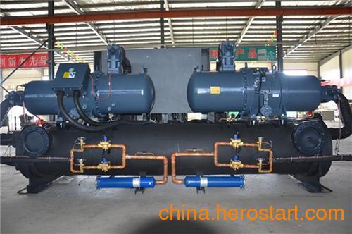供应聊城地源热泵,北京艾富莱德州项目部,别墅地源热泵
