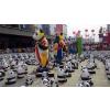 供应卡通雕塑 大熊猫