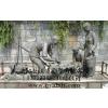 供应人物雕塑制作厂家,玻璃钢雕塑,民俗民风主题,