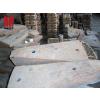 供应海钺牌耐磨高锰钢铸件_球磨机端衬