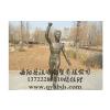 供应玻璃钢雕塑,校园运动雕塑制作厂家,人物雕塑