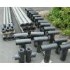 供应hdpe管材管件hdpe高密度双壁波纹管 大口径PE管