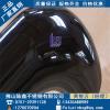 供应黑钛金不锈钢圆管25*1.2空心管价格