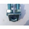 供应钢丝绳卡头规格,河南信阳钢丝绳卡头厂家-强茂索具。