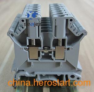 供应希捷牌UK3N接线端子,WUK3N电压端子,UK3N二次接线端子,UK3N接线端子排,UK3N接线端子板