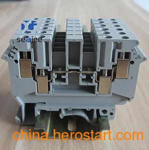 供应希捷牌UDK4双接线端子,JUDK4双进双出接线端子厂家