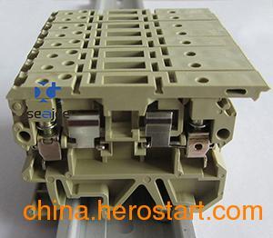 供应希捷牌ASK1EN熔断型接线端子,ASK/RD保险丝端子,ASK1EN分段悬臂式接线端子