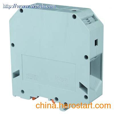供应希捷牌UKH50大电流接线端子,UKH50导轨式接线端子,UKH50螺钉式接线端子