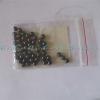 供应黑色陶瓷球 氮化硅珠 1mm1.5mm2mm2.381mm5mm Si3N4陶瓷珠
