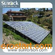 喜利得光伏支架:哪里买优质SFS-AM-02阳程阳光可调节支架系统