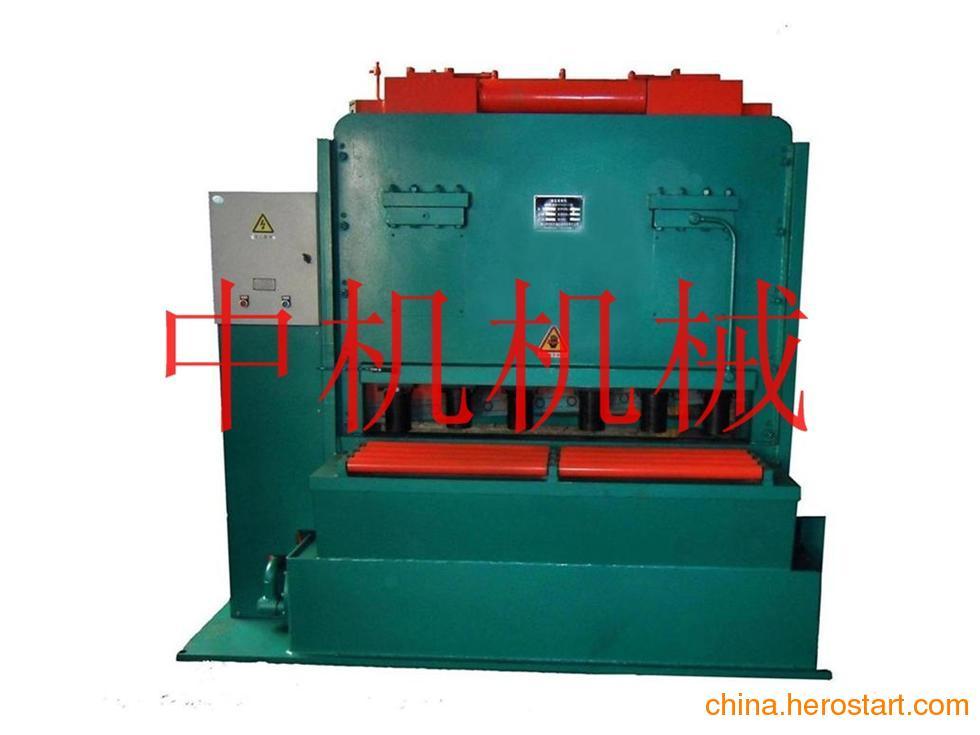 供应厚钢坯螺纹钢专用剪切及 噪音小剪切力强 轧钢厂专用剪床