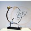 供应不锈钢雕塑高端定制 高水平不锈钢雕塑摆件