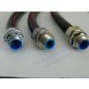 福莱通供应平包塑金属软管 防水防油阻燃 嵌棉线平包塑金属软管 款式多样