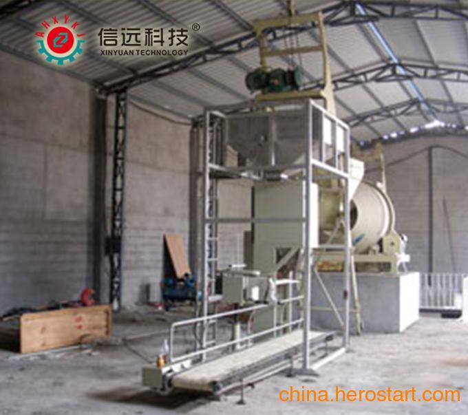 供应安徽BB肥生产线、bb肥定量包装秤