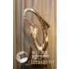 供应抽象雕塑摆件 酒店摆件 不锈钢雕塑生产厂家