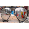 供应东莞创意雕塑 眼镜雕塑 厂家定制不锈钢雕塑