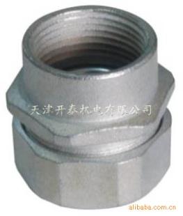 供应内螺纹金属接头 六角软管接头