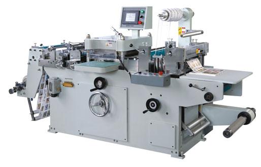 供应SL-320型全自动不干胶模切机