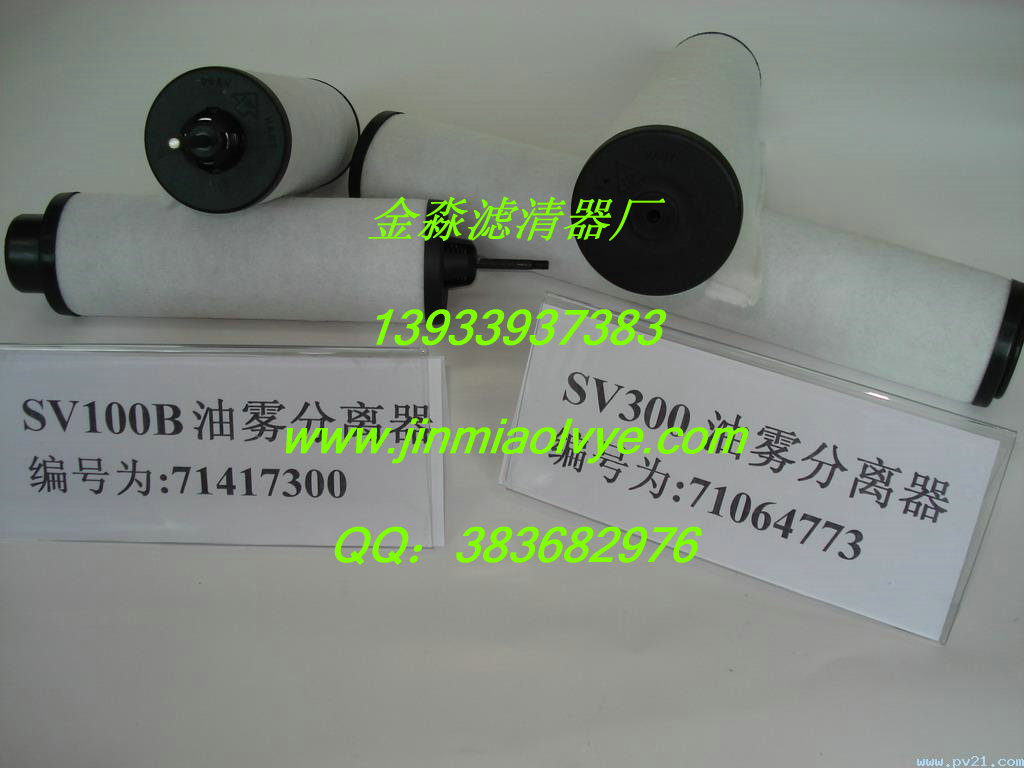 供应莱宝真空泵滤芯71064773