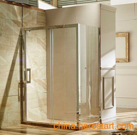 供应苏州简易淋浴室钢化玻璃沐浴房