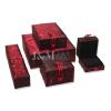 供應緞布翡翠玉石包裝盒,高檔飾品盒