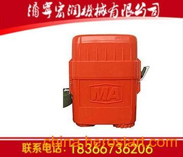 供应压缩氧自救器型号    矿用压缩氧自救器ZYX15