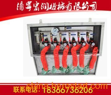 供应压风自救装置   矿用压风自救装置