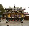 供应铁八龙柱香炉,铜长方形香炉厂家
